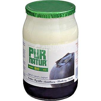 Pur Natur Yogur con arándanos ecológico Tarro 150 g