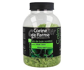 Corine de Farme Sales de baño, aroma a Aloe vera 1300 g