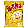 Patatas fritas York-Queso Bolsa 170 g Ruffles
