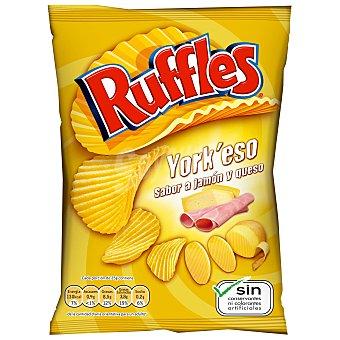 Ruffles Patatas fritas York-Queso Bolsa 170 g