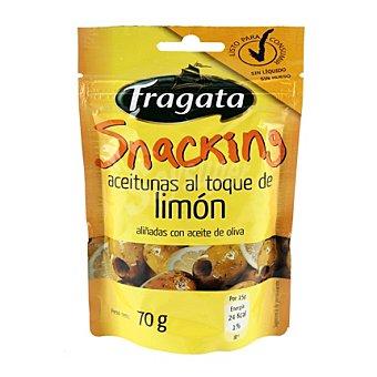 Fragata Aceitunas manzanilla al toque de limón 70 g