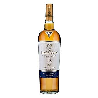 The Macallan Whisky escoces single malt con envejecimiento de 12 años Botella de 70 cl