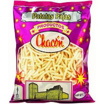 Chacon Pajitas de patata Bolsa 150 g