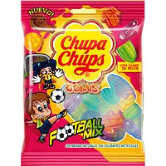 Chupa Chups Gomis football Bolsa 125 g