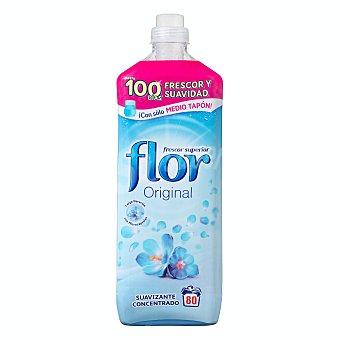 Flor Suavizante concentrado Azul clásico Botella 1.6 l
