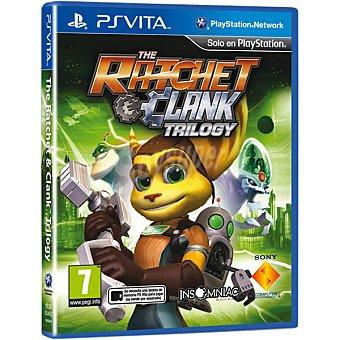 PS VITA Videojuego Ratchet & Clank Trilogy  1 unidad