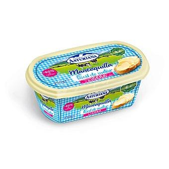 Central Lechera Asturiana Tarrima de mantequilla ligera fácil de untar 250 g