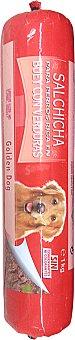 GOLDEN DOG Comida perro salchicha buey verdura 1 kg