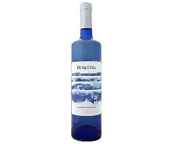 Teneguia Vino blanco afrutado con denominación de origen La Palma Botella de 75 cl