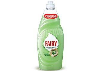 Fairy lavavajillas a mano concentrado limpieza y cuidado aloe vera 500 ml