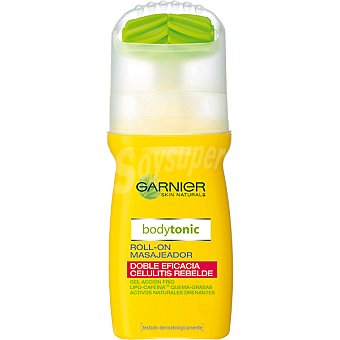 GARNIER SKIN NATURALS Bodytonic Roll on masajeador celulitis rebelde Tubo 150 ml