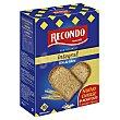 Pan tostado integral Paquete 270 g Recondo