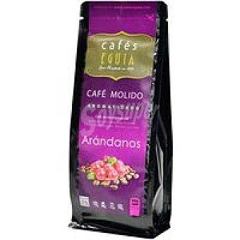 CAFÉS EGUIA Café molido arándanos 250 grs