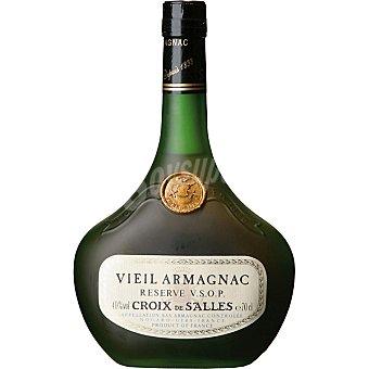CROIX DE SALLES coñac Armagnac botella 70 cl