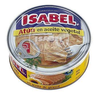 Isabel Atún en Aceite Vegetal Lata de 650 g