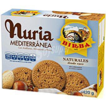 Nuria Galletas mediterraneas 420 GRS