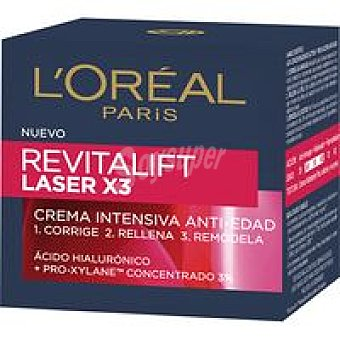 FP30 LOREAL Crema Revitalift día Tarro 50 ml