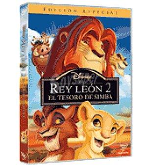 Disney El rey leon 2: tesoro de simba dvd