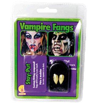 Colmillos vampiro profesional