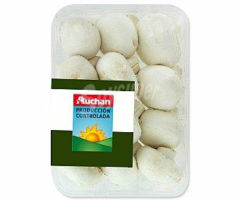 Auchan Producción Controlada Champiñón pié cortado 250 Gramos