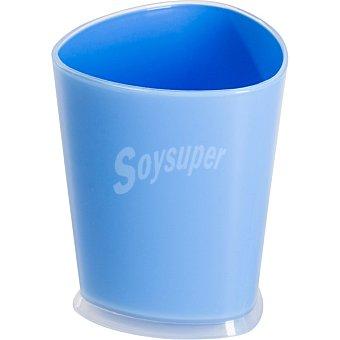 QUO Vaso Para baño en color azul