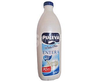 Puleva Leche Entera Botella 1,5 litros