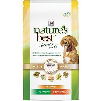 HILL'S NATURE'S BEST PUPPY Large Breed Alimento formulado para cubrir las necesidades de cachorros de raza grande Bolsa 12 kg