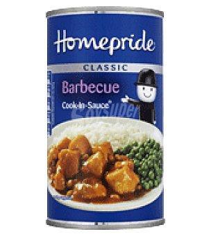 Homepride Salsa para cocina barbacoa 500 g