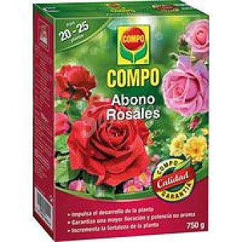 Compo Nitrophoska para rosales Caja 1 kg