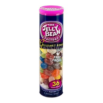 The Jelly Bean Caramelos gourmet tubo 100 g