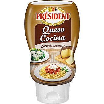 President Queso para cocinar semicurado 250 g