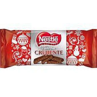 Nestlé Turrón chocolate crujiente 190 g