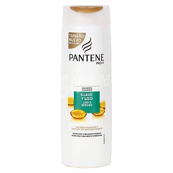 Pantene Pro-v Champú suave y liso Frasco 360 ml