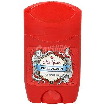 Old Spice Desodorante Wolfthorn en stick Envase 50 ml