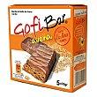 Gofi Bar - barritas de gofio de avena  5x35g, caja 175 g La Piña