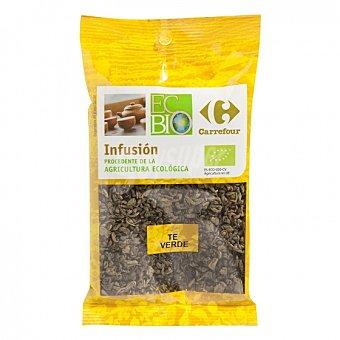Carrefour Bio Té verde ecológico 80 G 80 g