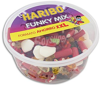Haribo Caramelos de goma surtido funky mix 1 kg