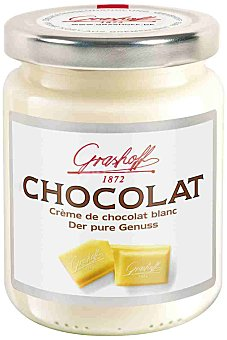 Grashoff Crema De Chocolate Blanco Grashoff 250 gr