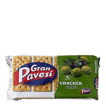 Gran Pavesi Craker sabor aceituna 250 g