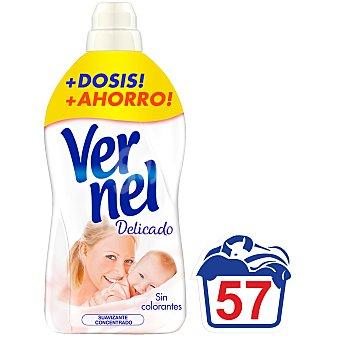 Vernel Suavizante concentrado Delicado 54 lavados