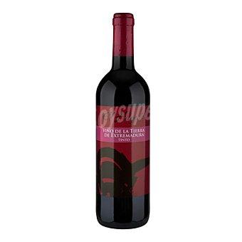 Hayedo Vino de la Tierra de Extremadura tinto - Exclusivo Carrefour 75 cl