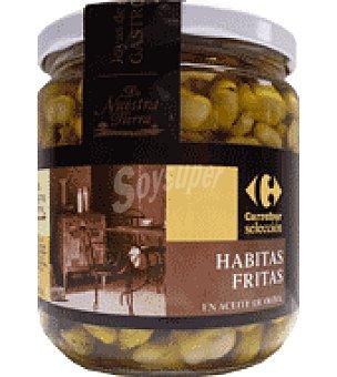 Carrefour Selección Habitas fritas en aceite de oliva 235 g