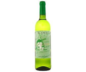 La Llanura Vino blanco Botella de 75 cl
