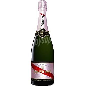 G.H.Mumm Champagne brut rosado Botella 75 cl