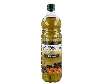Hojiblanca Aceite de oliva virgen extra Picual 1 l