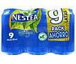 Nestea Limón 9 latas de 33 cl Nestea