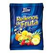 Caramelos rellenos fruta bolsa 600 g Tirma