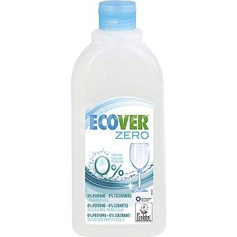 ECOVER Zero Lavavajillas a mano concentrado clásico ecológico Botella 500 ml