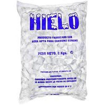 SIERRA NEVADA Cubitos de hielo americano Bolsa de 2 kg