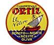Bonito del norte en aceite de oliva 50 g Ortiz